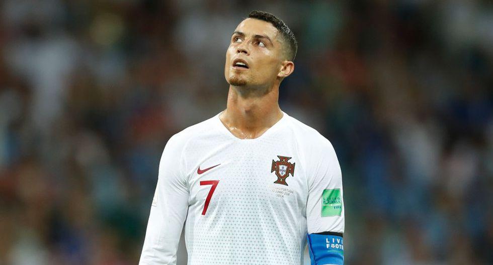 Cristiano Ronaldo anotó cuatro goles en el Mundial Rusia 2018. (Foto: AFP)