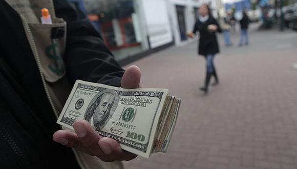 Con el resultado de la jornada, la moneda peruana acumula una *caída del 1.96% en lo que va del año. (USI)