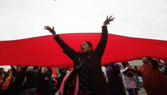 No se podrá continuar con la huelga en la capital. (Perú21)