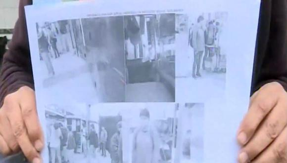El presunto agresor fue trasladado a la comisaría de Yerbateros. (Foto: Captura/Canal N)