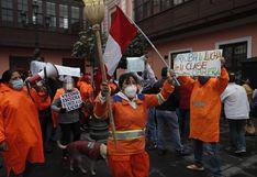 Municipalidad de Lima incorporará a 436 trabajadores de limpieza desde este 1 de agosto