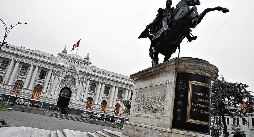 El Congreso no logró consenso para eliminar el voto preferencial en su sesión del jueves 25 de junio. (Foto: Manuel Melgar / GEC)
