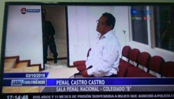 Expolicía implicado en la muerte de Gerson Falla fue sentenciado a 10 años de prisión. (Justicia tv)