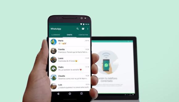 Whatsapp permitirá llamadas de voz y video desde su versión web. (Foto: WhatsApp / YouTube)