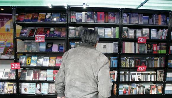 Feria del Libro Ricardo Palma inicia este viernes con grandes autores. (Perú21)