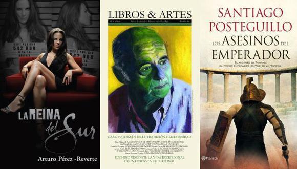 El renovado catálogo de las librerías es para todos los gustos.