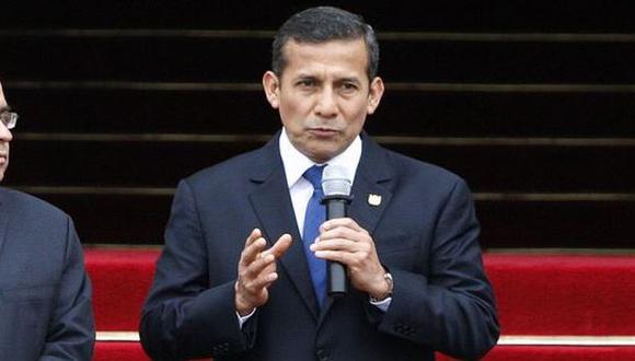Humala también confía en que Ana Jara obtenga voto de confianza. (Andina)