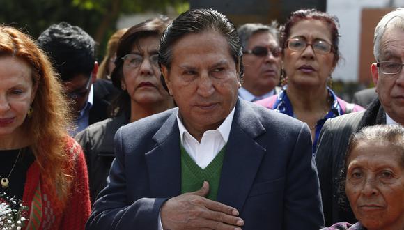 Alejandro Toledo (Perú21)