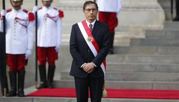 Martín Vizcarra se reunirá con su homólogo de Ecuador, en el marco del Gabinete Binacional. (Foto: USI)