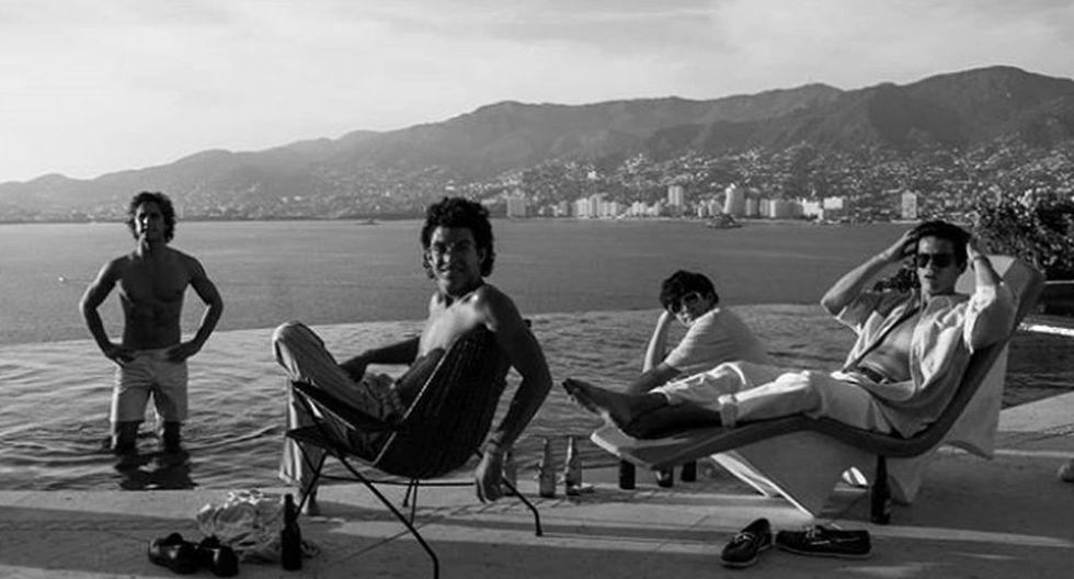 La bioserie le sirvió de terapia a Luis Miguel, asegura Alexis Ortega. (Instagram: ortegalexis)