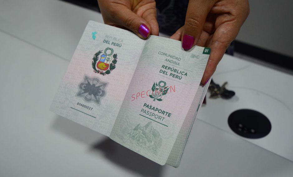 Empresa francesa ganó la última licitación para la elaboración de 940,000 pasaportes. (GEC)