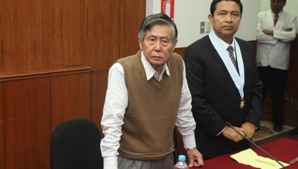 La audiencia será virtual vía Google Meet y en ella participará Fujimori desde el penal de la Diroes. (FOTO: GEC)
