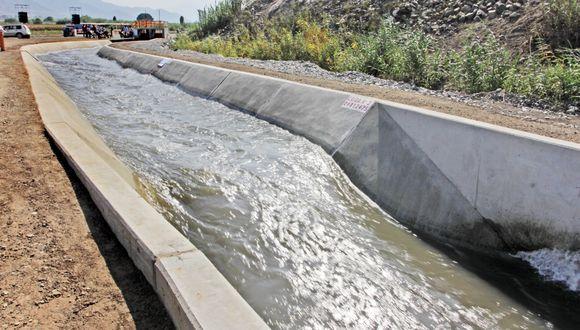 El Minagri reportó avance en la limpieza de canales de riego. (Foto: GEC)