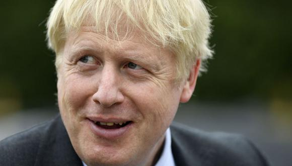Johnson nació el 19 de junio de 1964 en Nueva York, pero su familia regresó poco después al Reino Unido. (Foto: AFP)
