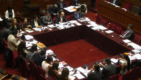 Comisión Permanente (Mario Zapata)
