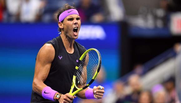 Rafael Nadal ha encontrado una divertida forma de pasar un buen rato en medio de la pandemia. (Foto: AFP)