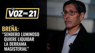 Rolando Breña advierte la falta de partidos políticos organizados