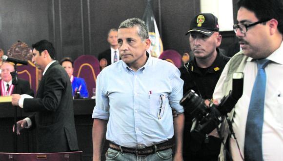 Lo defienden. Más de una vez, militantes de PL se han mostrado a favor de Antauro Humala. (Foto: GEC)