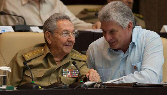 Por primera Cuba vez no tendrá en su máximo cargo a una persona que no se apellide Castro.