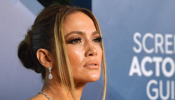 Jennifer Lopez envía mensaje de reflexión en tiempos de pandemia. (Foto: AFP)
