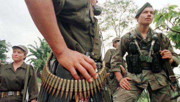 FARC dan señales positivas. (AFP)