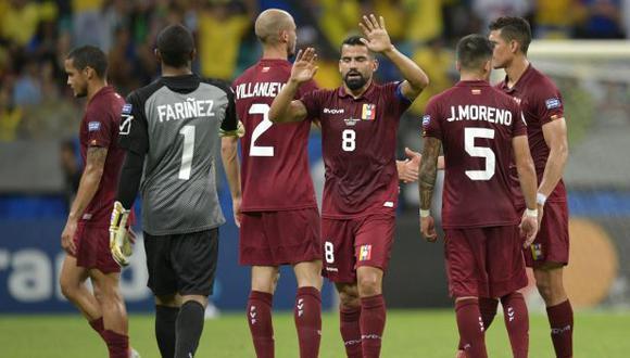 Venezuela vs. Bolivia: chocan por amistoso de fecha FIFA en Caracas. (Foto: AFP)
