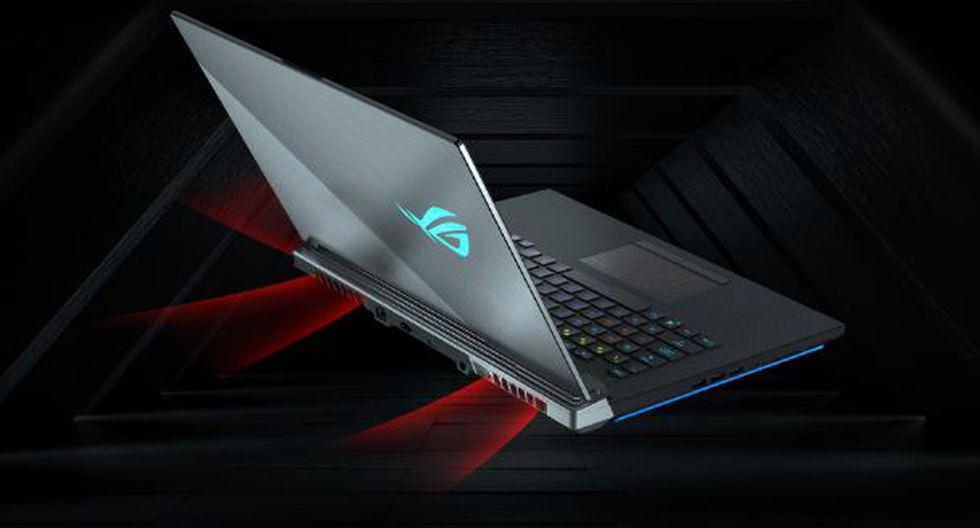 Nerdgasmo: Probé la nueva ROG Scar Strix III, una laptop para gamers de buena pinta.