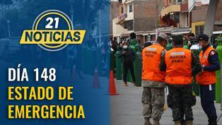 Día 148 de estado de emergencia