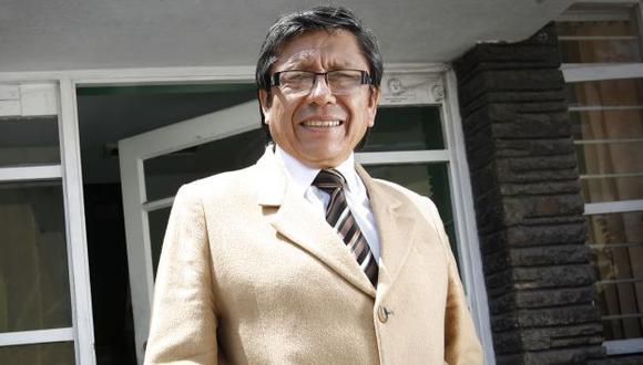 El padre de Ciro Castillo figura entre los candidatos favoritos en los próximos comicios. (USI)