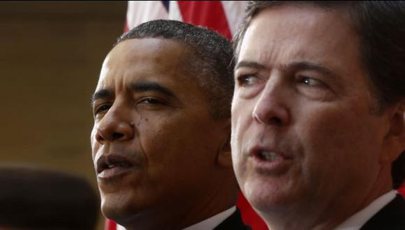 Barack Obama no cree que el director del FBI, James Comey, quiera influir en elecciones de Estados Unidos. (AP)