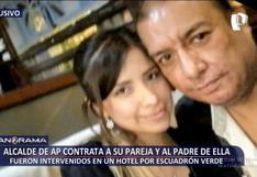 San Luis: Acusan al alcalde David Rojas Maza de haber contratado a su pareja para trabajar en municipio