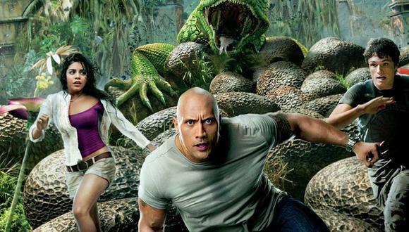 """¿Por qué Brendan Fraser no reapareció en """"Viaje 2: La isla misteriosa""""? (Foto: New Line Cinema)"""
