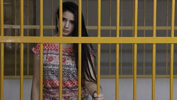 Katiuska del Castillo dijo que está cansada de las acusaciones sin fundamento. (Perú21)