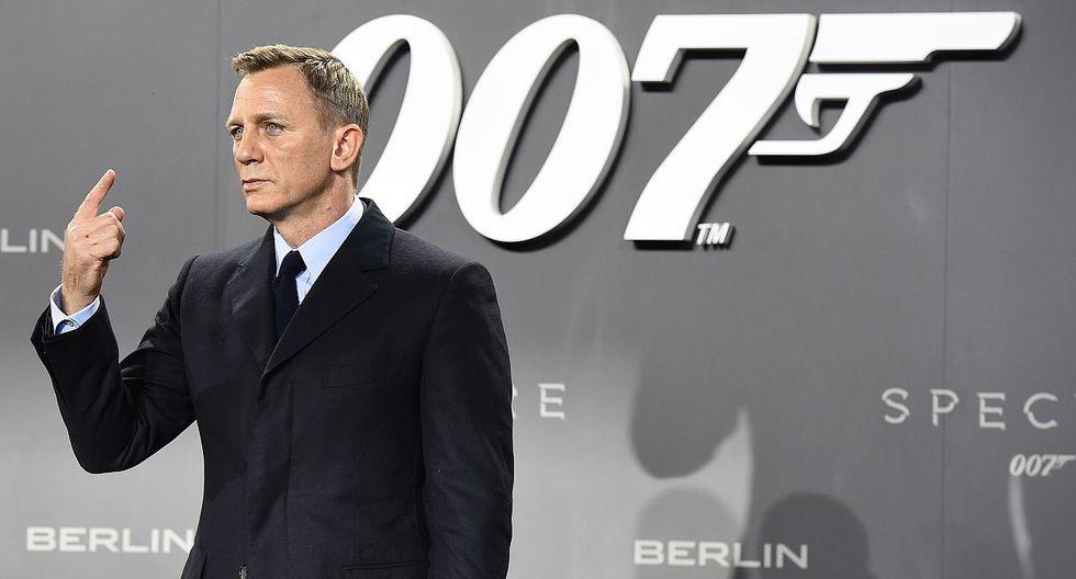 El actor Daniel Craig protagonizará por quinta vez la nueva película de James Bond. (Foto: AFP)