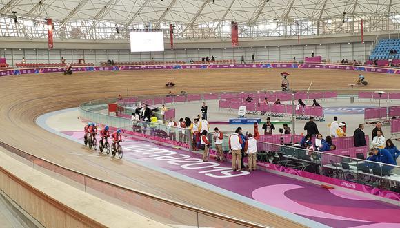 Luego de recorrer 4000 metros en 5:09.577, la delegación peruana quedó entre los dos últimos puestos. (Lima 2019)