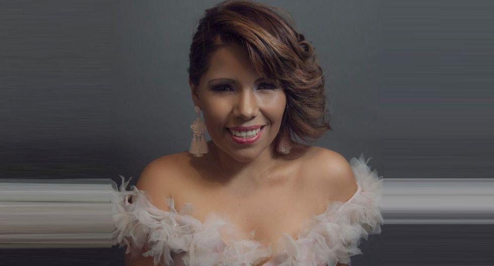 Susan Ochoa se acaba de convertir en la ganadora de la noche en el festival de Viña del Mar 2019. (Foto: GEC)