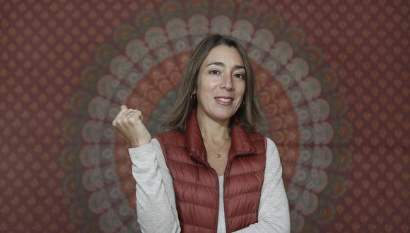 Maribel Bejarano, directora y vocera del Duchenne Parent Projecto (César Campos)/GEC).