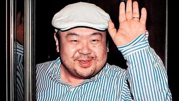 Kim Jong-nam, hermanastro asesinado de Kim Jong-un, era informante de la CIA. (Foto: AFP)