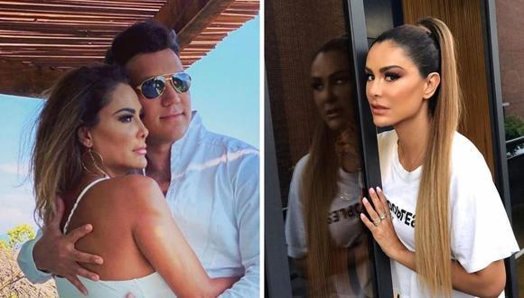 Ninel Conde descarta que los audios sean ciertos. Cabe señalar que su esposo Larry Ramos es conocido por realizar negocios piramidales. (Foto: Instagram / @ninelconde)