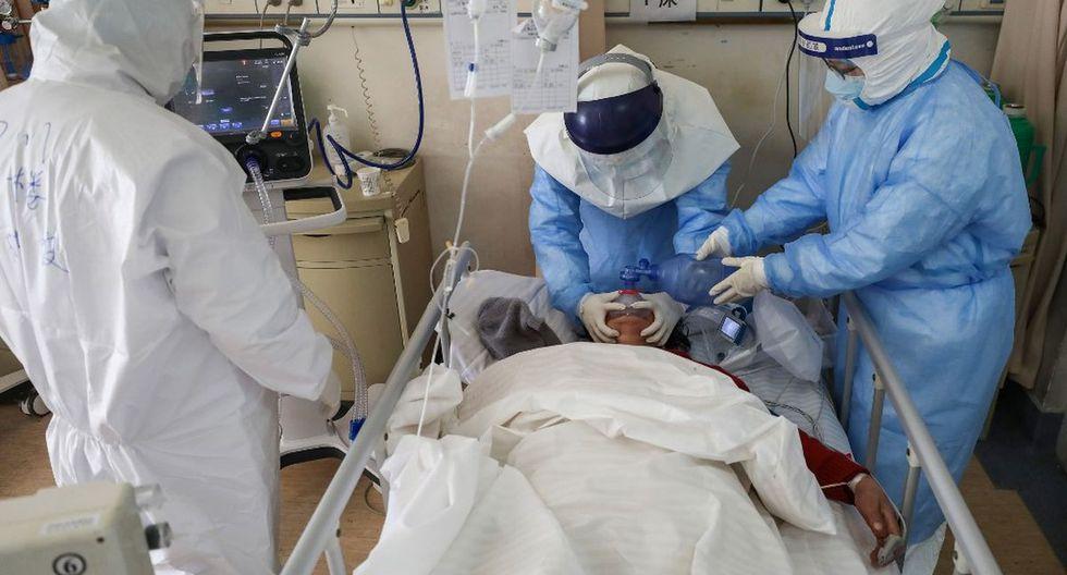 Las autoridades sanitarias provinciales indicaron que se habían registrado 62.422 infectados en la región. (AFP).
