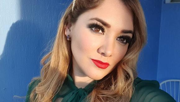 Sherlyn recordo aquella vez que trabajo con Laura Zapata y todo el 'sufrimiento' que le causó el personaje de Maximiliana de La Intrusa (Foto: Instagram / Sherlyn)