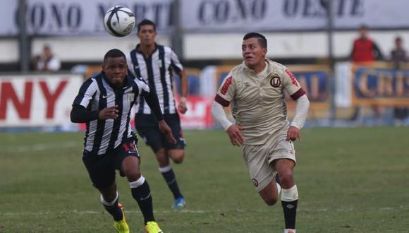 Universitario y Alianza Lima se enfrentan este miércoles en el Nacional. (Perú21)