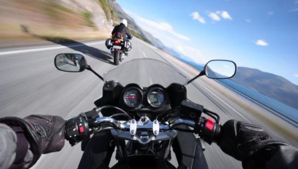 Se presentará proyecto de ley sobre traslado de dos varones en motocicleta. (USI)