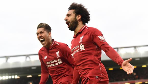 Liverpool vs. Leicester City: chocan por la fecha 8 de la Premier League. (Foto: AFP)