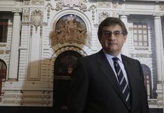 "Juan Sheput: ""Falta actitud política en el gabinete Zavala"""