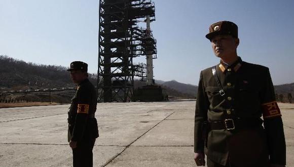Cohete estaría listo para ser lanzado. (Reuters)