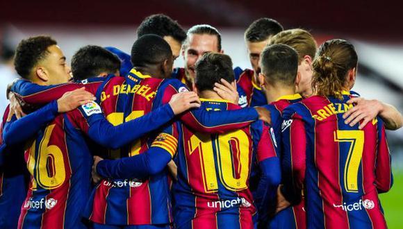 Barcelona confirmó mediante un comunicado que no renuncia a la Superliga Europea. (Foto: FC Barcelona)