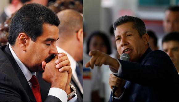 El precandidato auguró una derrota sobre el actual presidente de Venezuela, Nicolás Maduro. (Reuters)-