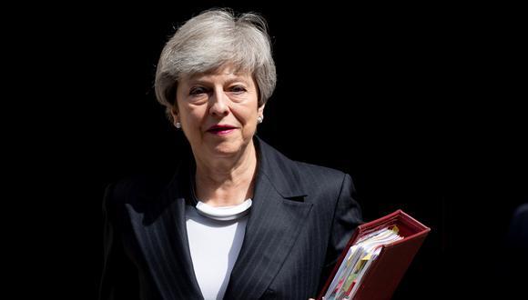 Muchos legisladores conservadores quieren que May acepte renunciar el viernes. Es probable que de lo contrario intenten derrocarla. (Foto: EFE)