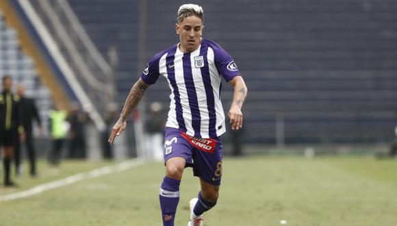 Alejandro Hohberg estuvo dos temporadas en Alianza Lima. (Foto: César Campos / GEC)